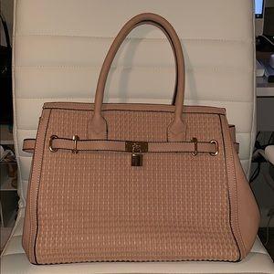 Handbags - Nude Peach Purse